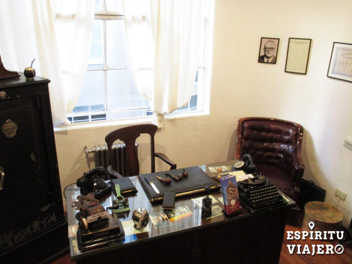 Oficinas Palacio Barolo
