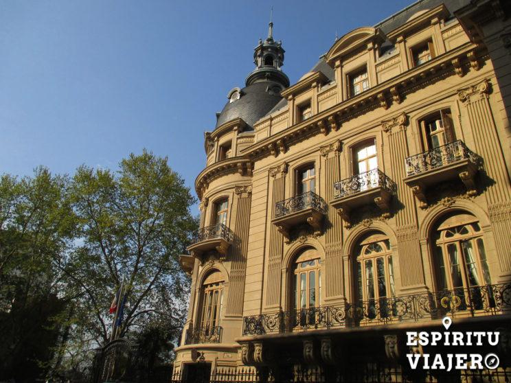 Palacio Ortiz Basualdo Embajada de Francia Buenos Aires