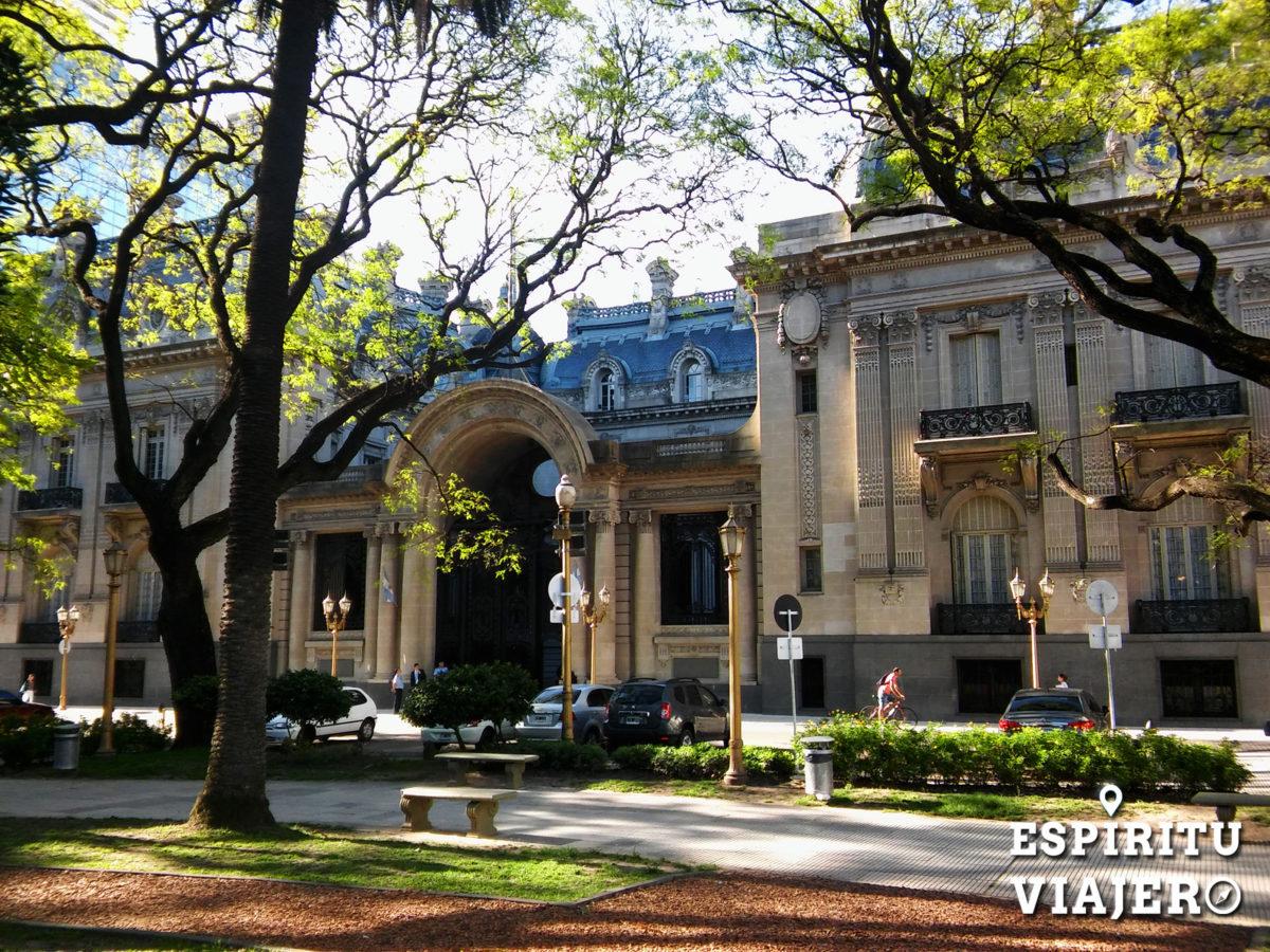 Palacio San Martin Retiro Buenos Aires