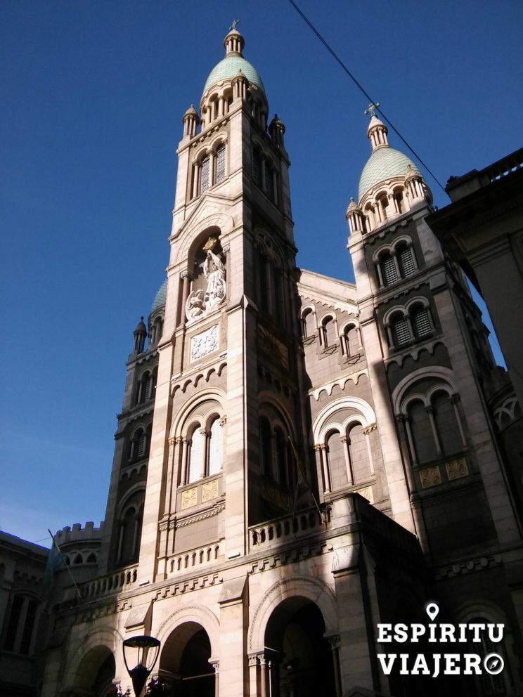 Santisimo Sacramento Retiro Buenos Aires
