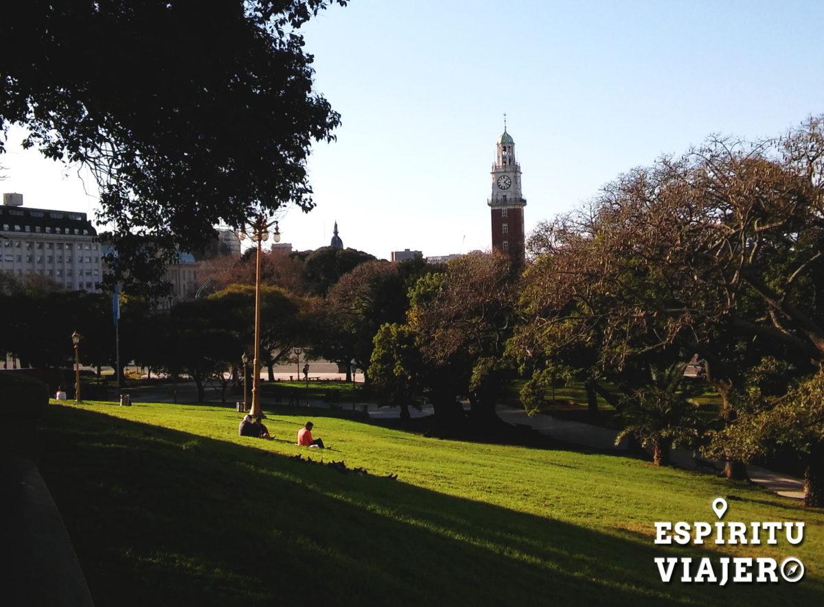Torre de los ingleses Retiro Buenos Aires