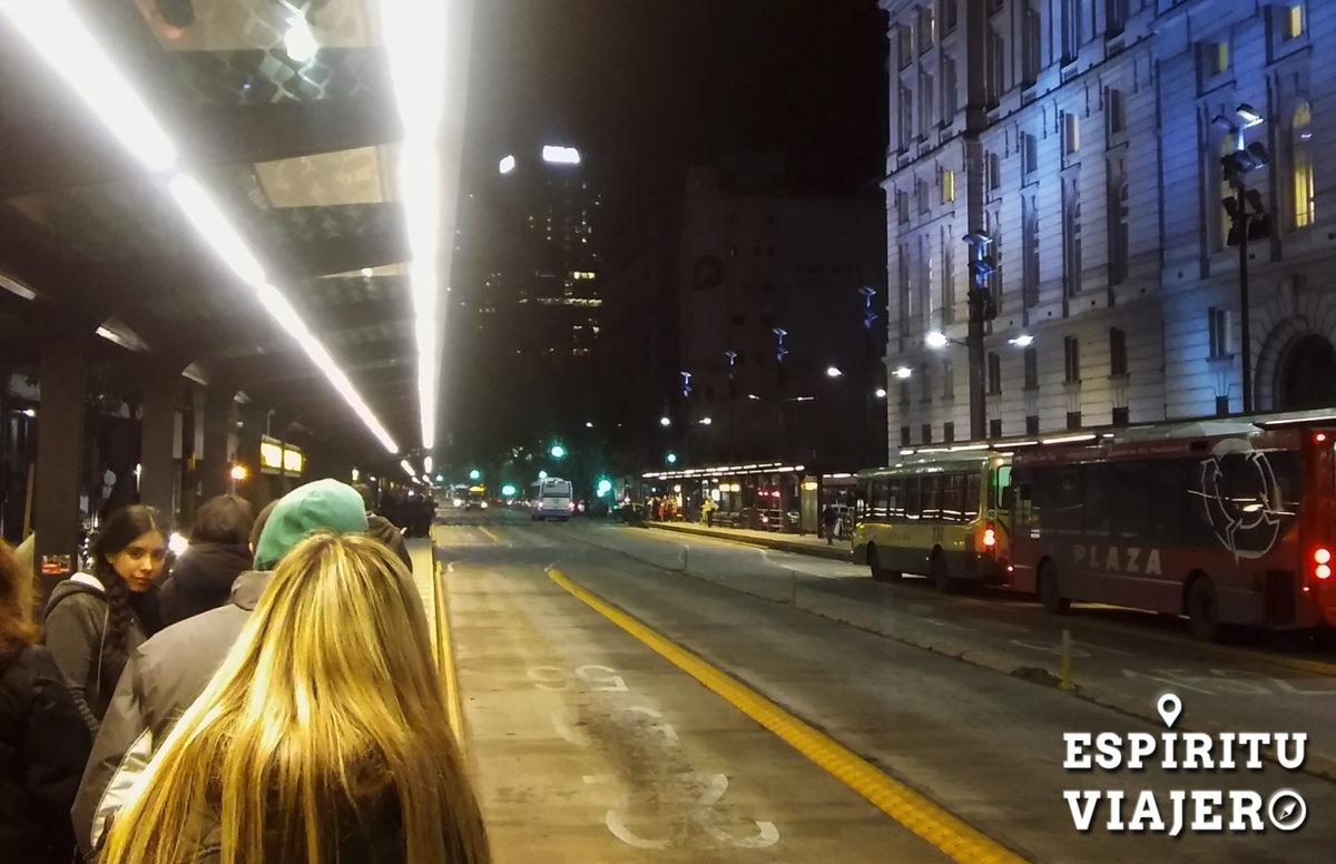 Transporte Publico en Buenos Aires
