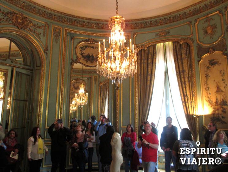 Visita Embajada de Francia Retiro Buenos Aires