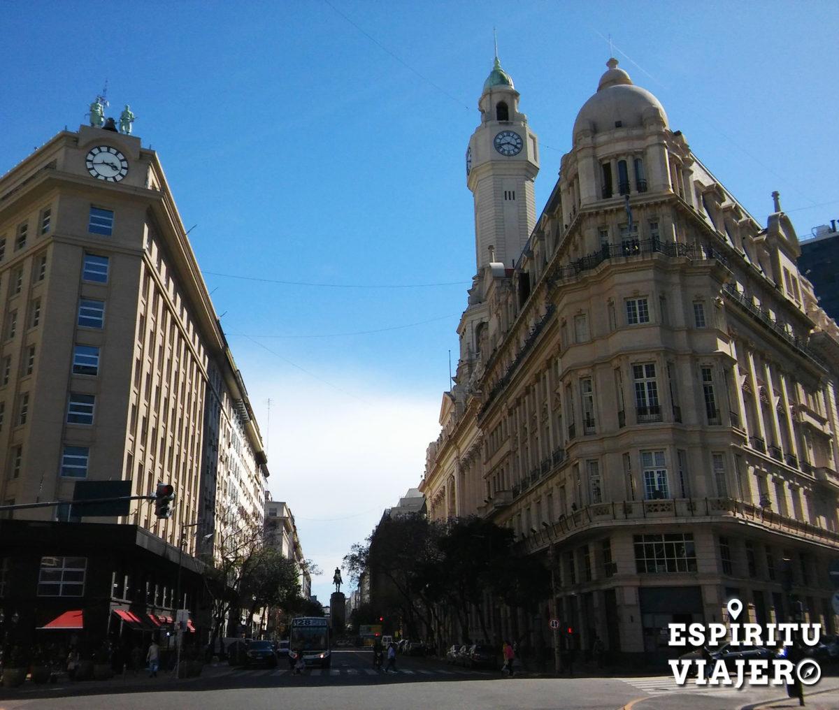 Buenos Aires casco historico