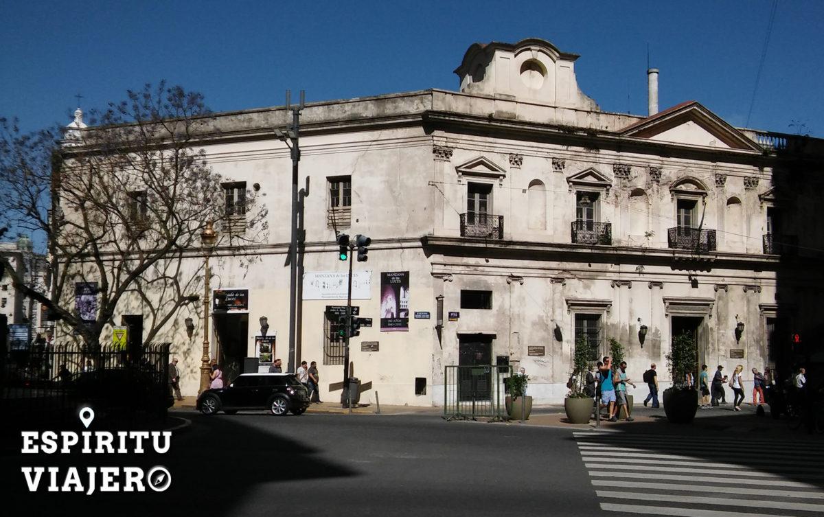 Manzana de las luces Buenos Aires