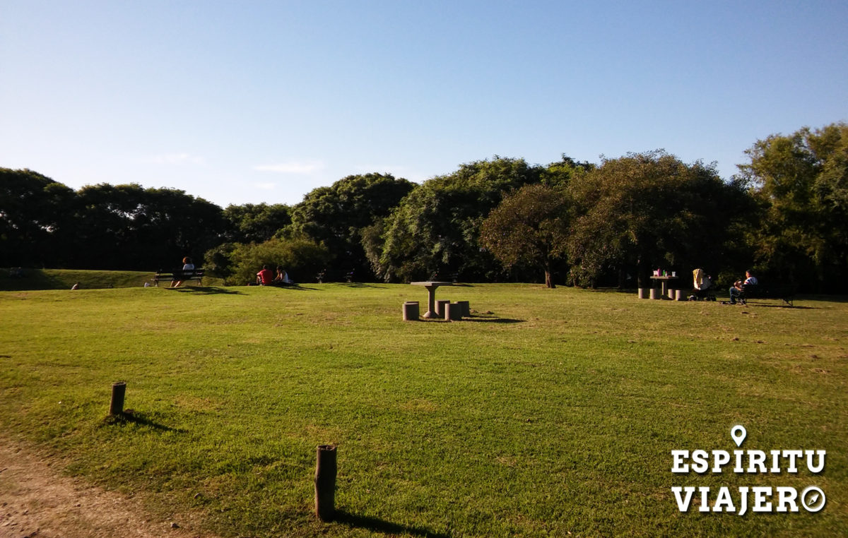 Picnic Reserva Ecologica Buenos Aires
