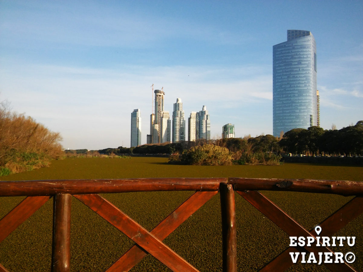 Puerto Madero skyline Buenos Aires