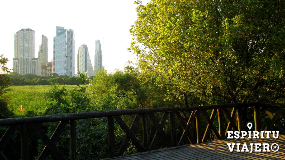 Reserva Ecológica de Puerto Madero Buenos Aires