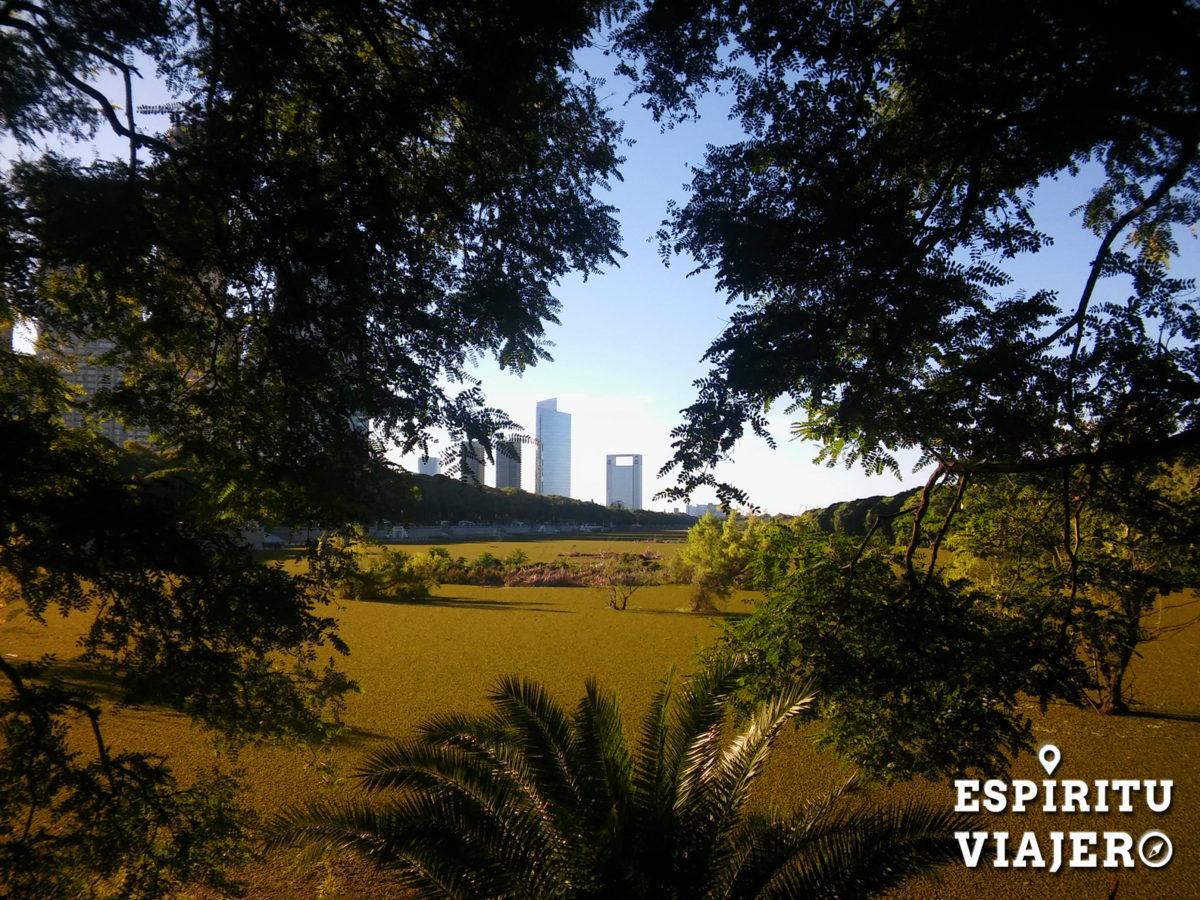 Reserva Ecologica Costanera Sur Puerto Madero Buenos Aires