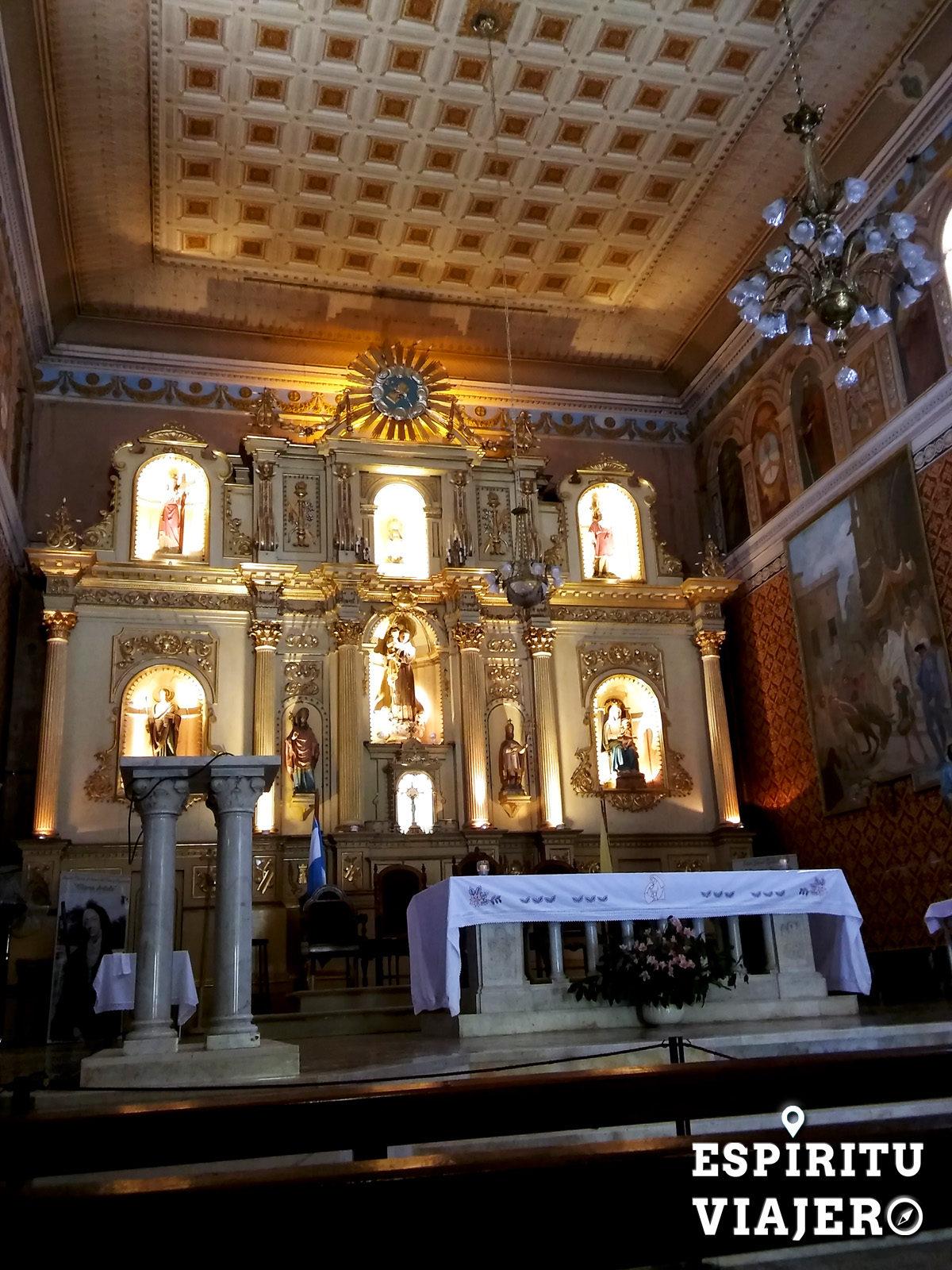 Iglesia San Antonio de Areco